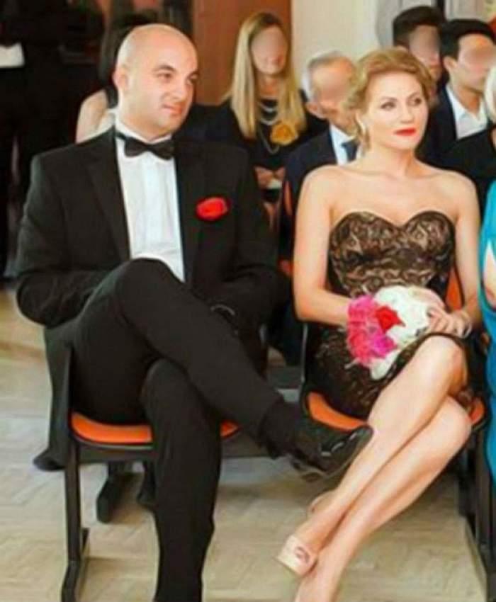 """Mirela Vaida și soțul ei, Alexandru, au împlinit 12 ani de căsătorie. Cum au petrecut cei doi: """"La mulți ani nouă"""" / FOTO"""