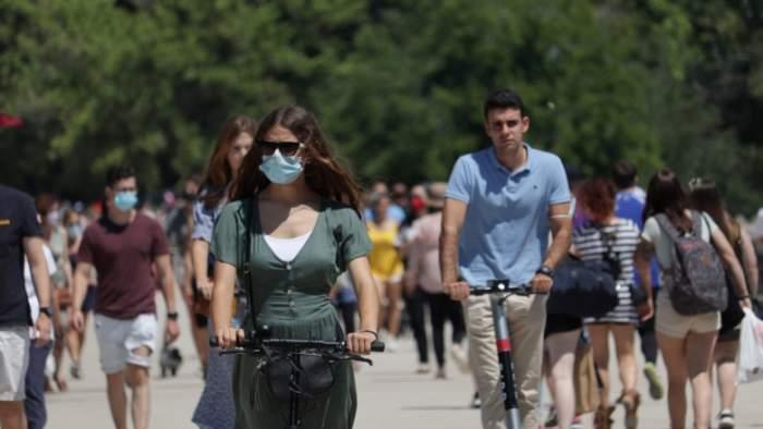 Afumați, prima localitate de lângă București care a depășit rata de infectare de șase la mia de locuitori. Ce restricții se introduc