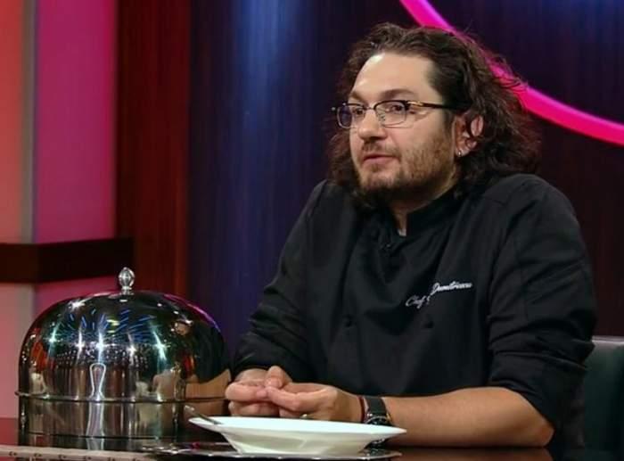 Chef Florin Dumitrescu a fost operat de urgență. Ce a pățit juratul de la Chefi la Cuțite și care este starea lui de sănătate acum / FOTO