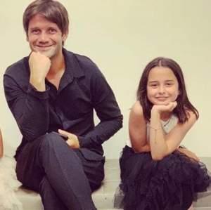 Anastasia Chivu, fiica lui Cristi Chivu, actriță în serialul Adela. Ce alte fiice de fotbaliști cochetează cu actoria