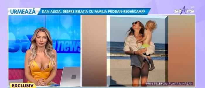 Flavia Mihășan, la Antena Stars