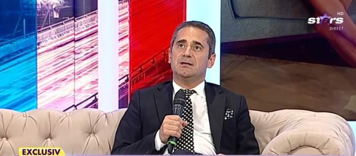 Gabriel Fătu, la Showbiz Report