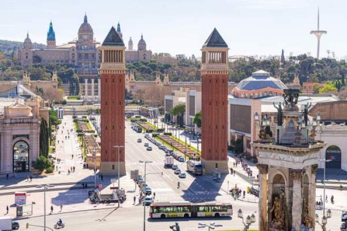 Un oraș din Spania