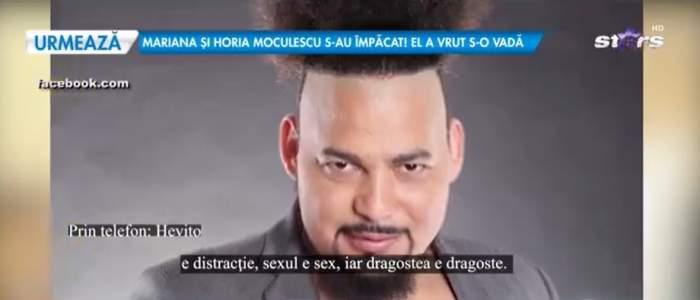 Hevito, la Antena Stars, captură