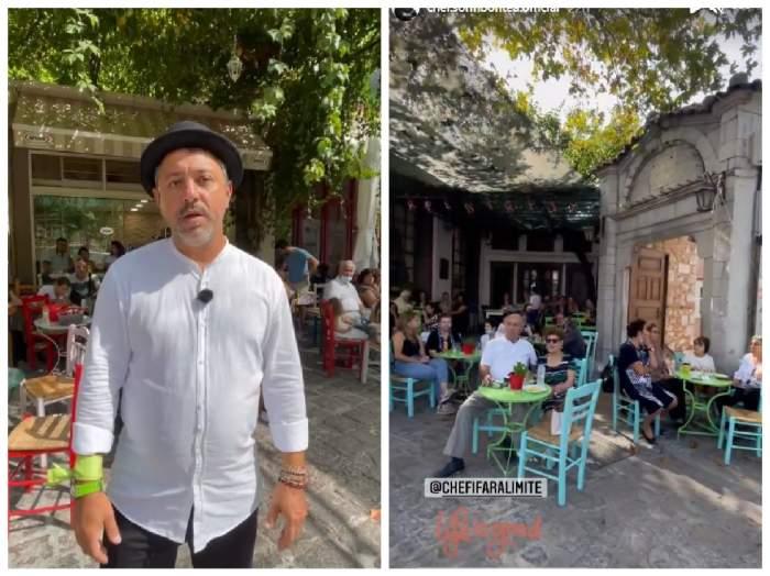 """Locul în care Sorin Bontea ar vrea să-și petreacă bătrânețea. A început aventura """"Chefi fără limite"""": """"Este senzațional!"""" / FOTO"""
