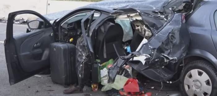 Patru persoane au murit și altele au ajuns în stare gravă la spital, după cel mai grav accident petrecut în ultimii ani în Hessen, Germania / FOTO