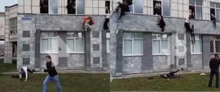 Atac Rusia la Universitatea de Stat din Perm