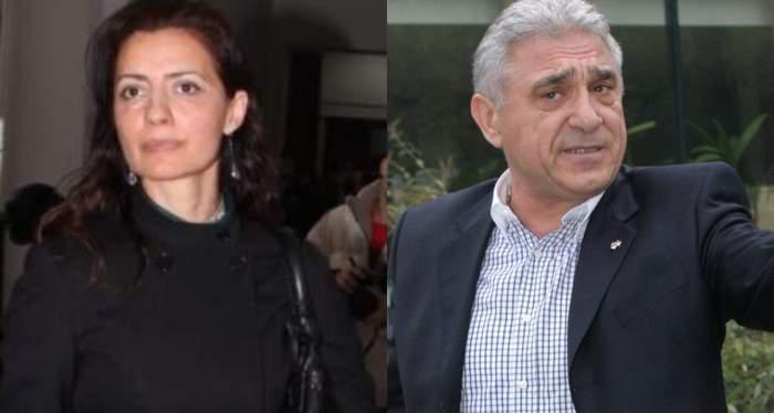 Colaj Giovani Becali și Aida Giurumescu
