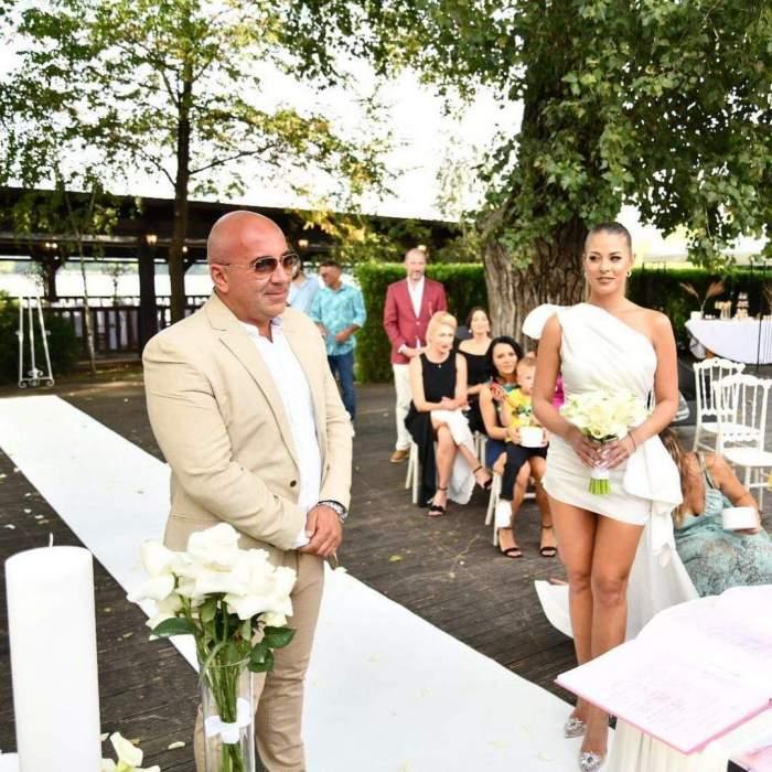 Roxana Nemeș, primele declarații după nuntă! De ce a organizat vedeta fericitul eveniment în mare secret