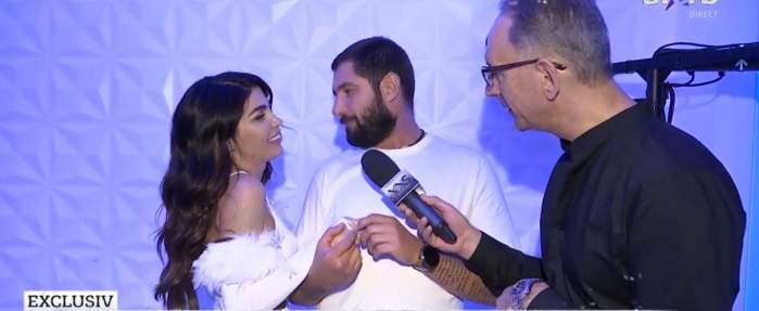 Cătălin Cazacu și Anna Roman s-au logodit? Cine i-a dat de gol pe îndrăgostiți, la Xtra Night Show / VIDEO