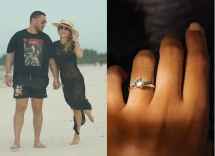 """Ana Baniciu și Edy Kovacs s-au logodit! Vedeta le-a dat vestea cea mare internauților: """"Îmi tremură genunchii ca la Asia Express"""" / FOTO"""