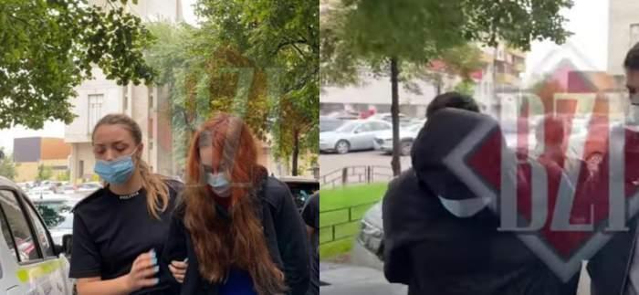 Mama fetiței de doi ani din Iași și concubinul au fost arestați