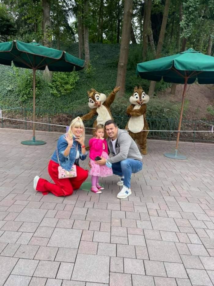 Fiica Elenei Udrea a împlinit trei ani! Blondina, urarea emoționantă pe internet pentru fata sa / FOTO