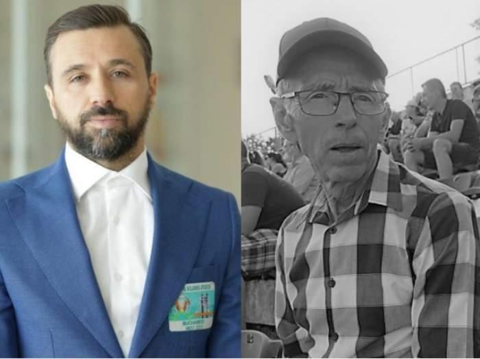 """Lucian Sânmărtean este în doliu! Tatăl fostului fotbalist s-a stins din viață: """"De acum înainte îl voi căuta doar în inima mea"""""""