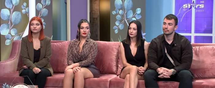 """Ana și Andrada, cuvinte grele în casa Mireasa. Cele două fete au fost la un pas de încăierare: """"Îți sparg fața"""" / VIDEO"""