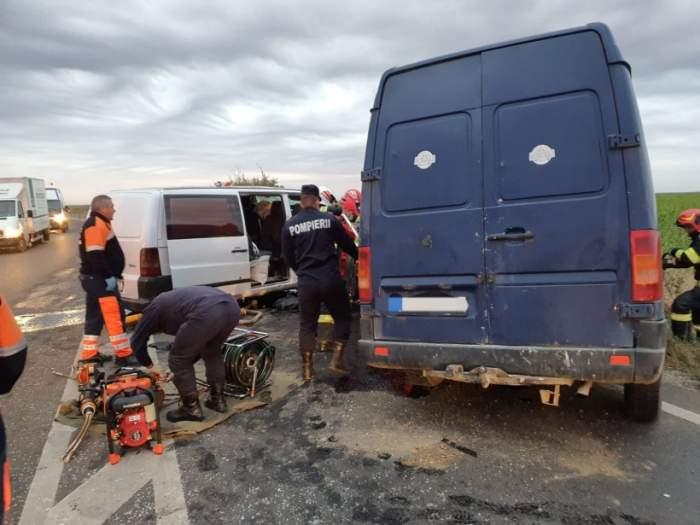 accident grav ialomita