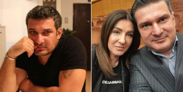 Adi de la Vâlcea și soția, vacanță exclusvistă în Dubai. Cum s-au fotografiat cei doi parteneri la etajul 53 al unei clădiri / FOTO
