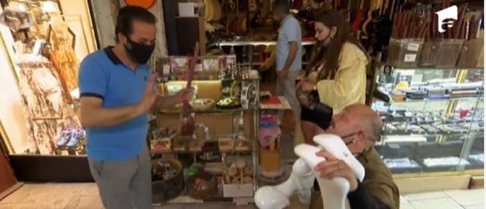 """Concurenții de la Asia Express, cumpărături cu buget redus într-un bazar din Istanbul: """"Voiam să-mi las acolo și demnitatea"""" / VIDEO"""