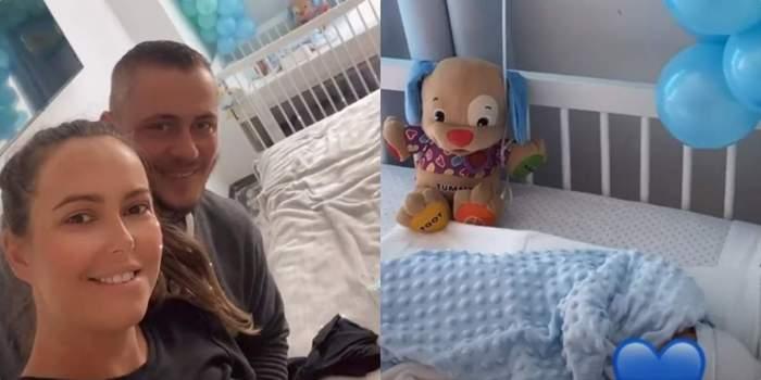 """Nicoleta Molnar de la Insula Iubirii, primele declarații după ce a devenit mamă pentru prima dată. """"Încă nu pot să fac față"""" / VIDEO"""