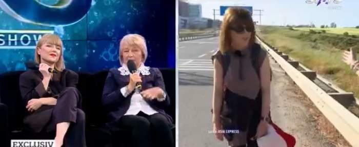 """Anca Ungureanu, despre certurile pe care le-a avut cu fiica ei, Alexandra, la Asia Express: """"S-au schimbat un pic rolurile"""" / VIDEO"""
