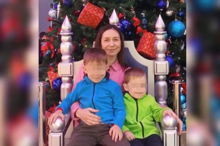 O mamă și cei doi copii ai ei au fost uciși și ulterior incendiați de către iubitul femeii. Bărbatul a încercat să acopere urmele / FOTO
