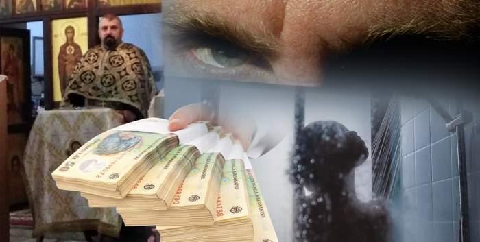 Preotul pedofil care poftea la o fetiță de 10 ani, scandal pe 30.000 de lei / Decizia instanței, în dosarul duhovnicului pervers