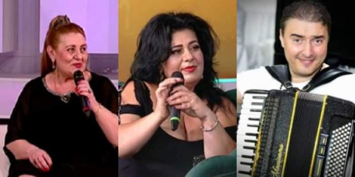 Colaj Marian Mexicanu, Paula Lincan și Mioara Lincan