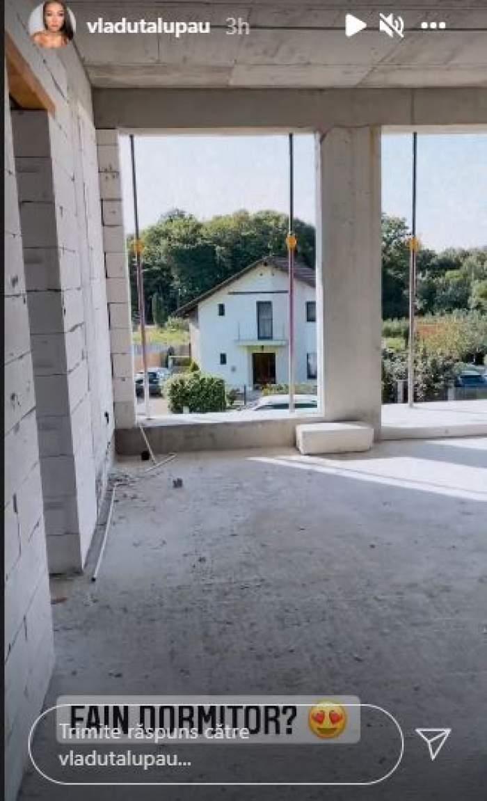 Cum va arăta casa Vlăduței Lupău. Artista le-a prezentat internauților locuința care va fi gata curând / FOTO