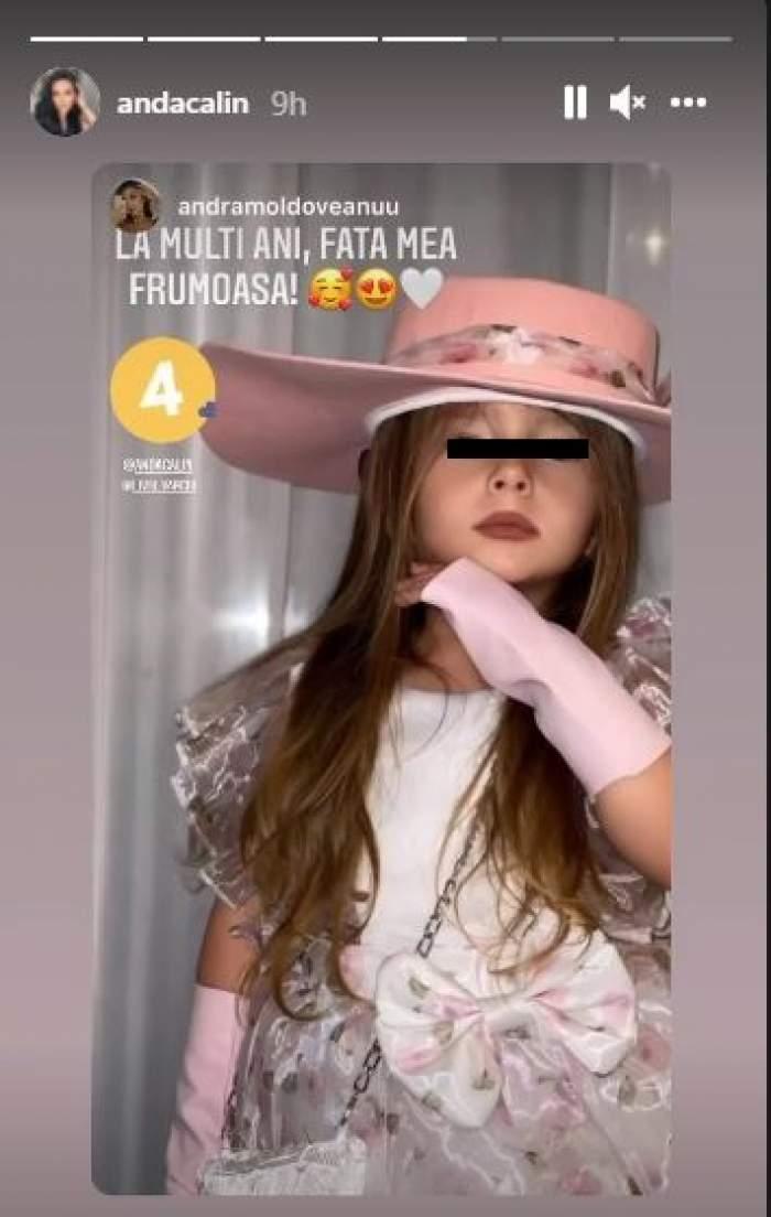 Fiica cea mică a lui Liviu Vârciu a împlinit patru ani! Prezentatorul TV, mesaj emoționant pentru Anastasia cu ocazia zilei de naștere / FOTO