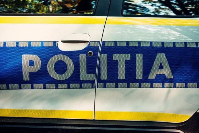 Mașină de poliție