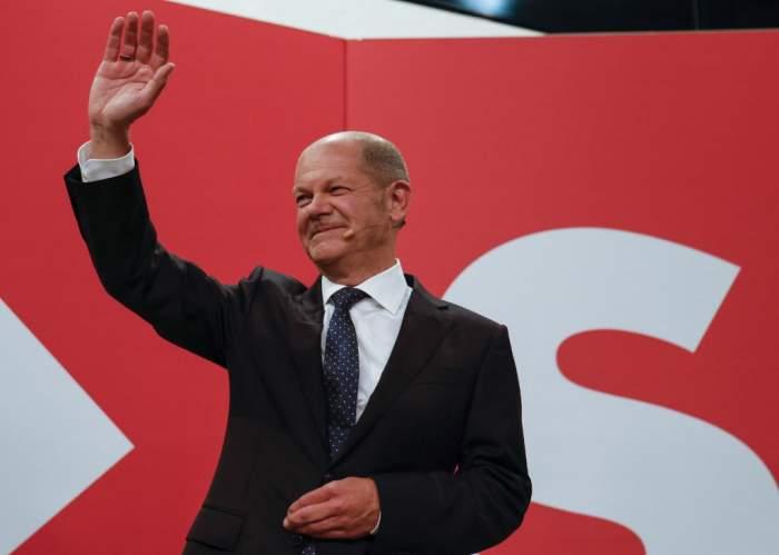 Rezultatele alegerilor din Germania. Social democrații au obținut majoritatea voturilor în fața coaliției a Angelei Merkel