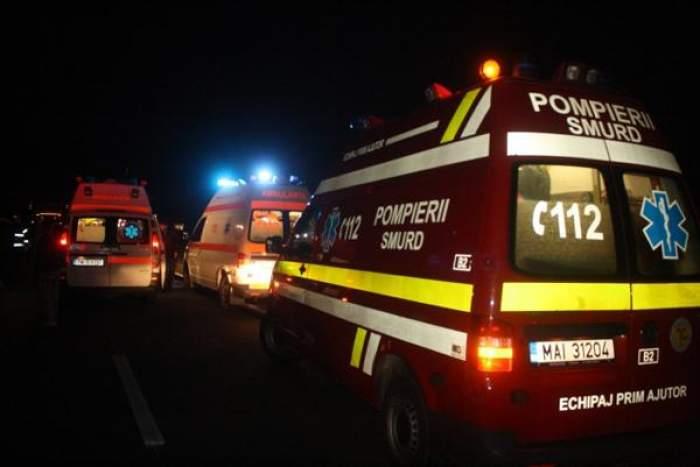 Un pacient de la Spitalul Fundeni a murit după ce s-a aruncat de la geamul unui salon / VIDEO