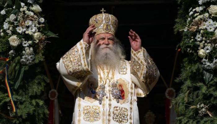 Cine este IPS Calinic, arhiepiscopul Sucevei și Rădăuților. El ar avea o forma gravăde Covid-19, fiind intubat