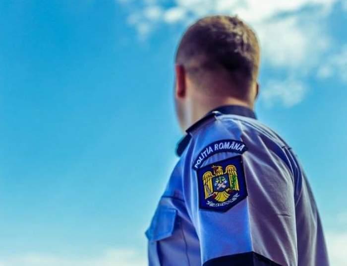Polițist în uniformă