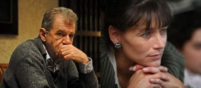 Colaj Florin Zamfirescu și Cătălina Mustață