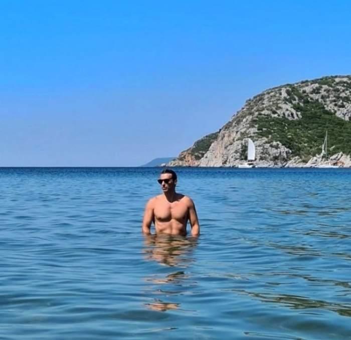 mircea badea la mare