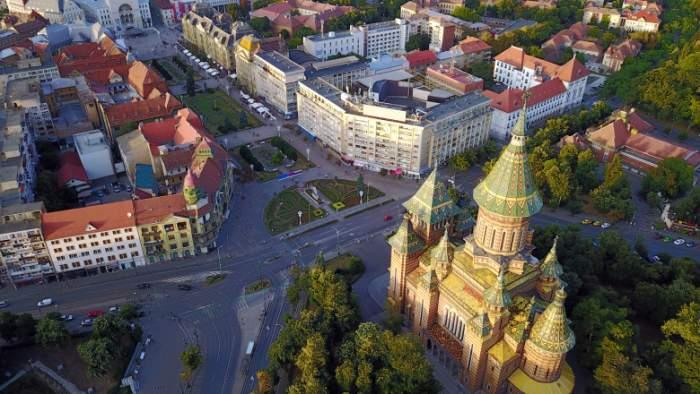 Timișoara, primul oraș din România care intră în carantină totală. Școlile și restaurantele se închid, iar circulația va fi restricționată