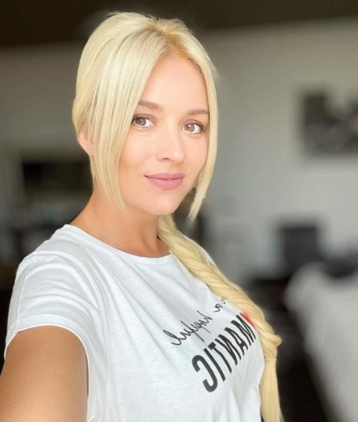 Diana Dumitrescu a revenit la părul lung. Cum arată vedeta după ce a slăbit și a făcut o schimbare de look / FOTO