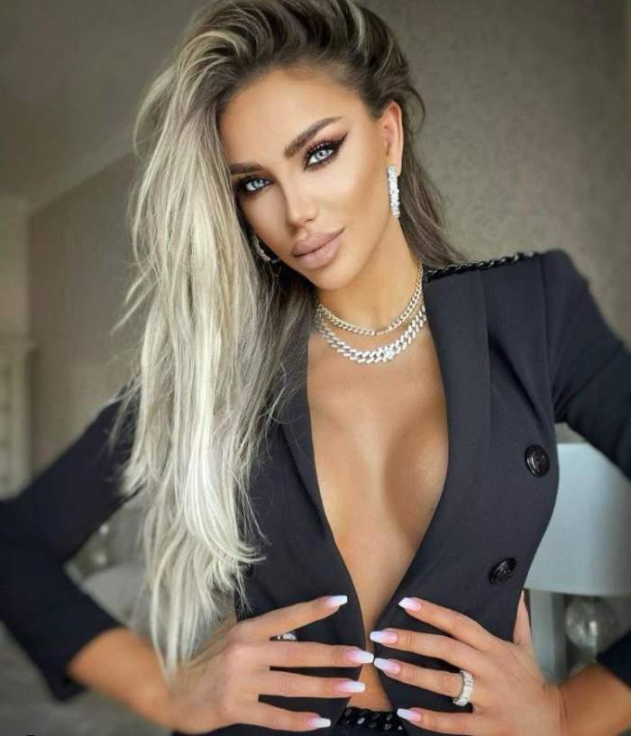 """Bianca Drăgușanu vrea o nouă îmbunătățire estetică! Ce își dorește să schimbe de această dată vedeta: """"Mi s-a pus pata"""""""