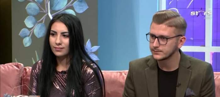 Ela și Petrică de la Mireasa au pus stop relației dintre ei. Care este motivul pentru care cei doi au ajuns în acest punct / VIDEO