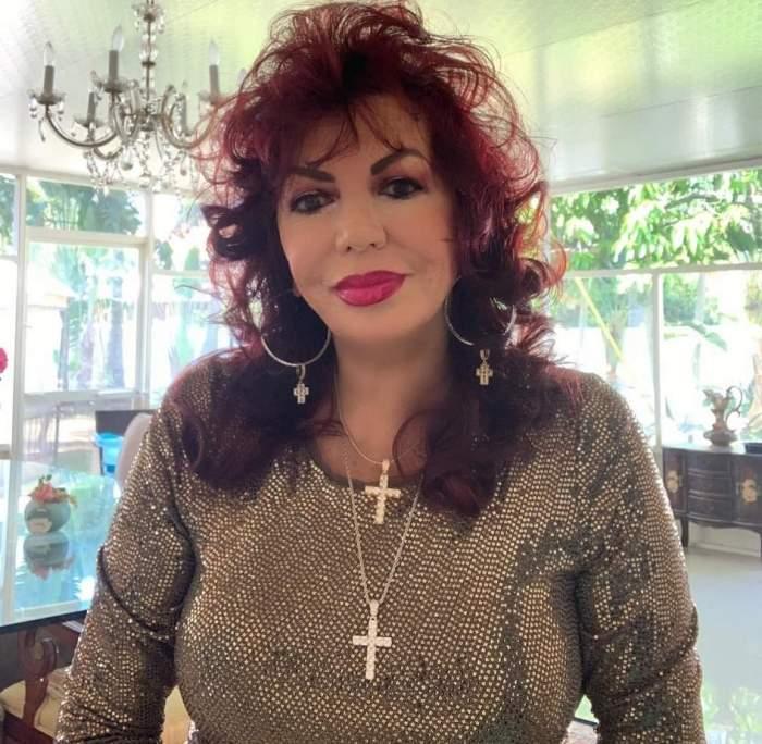 Carmen Harra a prevestit moartea soțului ei. Ce dezvăluiri a făcut cântăreața, după 10 ani de la deces  / VIDEO