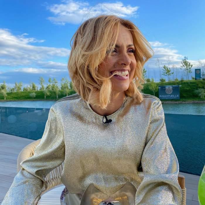 """Simona Gherghe, fotografie rară din adolescență. Prezentatoarea TV a rememorat un eveniment important: """"Îl așteptam pe..."""" / FOTO"""
