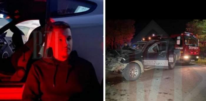 El este tânărul care și-a pierdut viața în accidentul din localitatea Golăiești. Cristi avea doar 19 ani / FOTO
