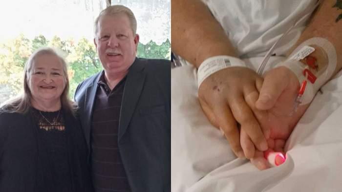 """Cuplul de pensionari din SUA a murit de Covid-19, deși era vaccinat. Cei doi s-au stins ținându-se de mână: """"Aș vrea și eu o astfel de iubire la vârsta lor"""" / FOTO"""