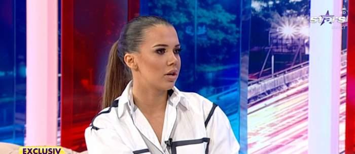 Andra Voloș, la Showbiz Report