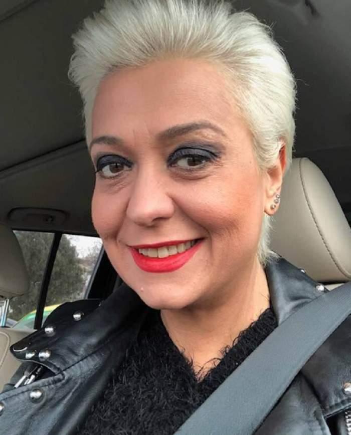 Monica Anghel va ieși din izolare într-o săptămână! Vedeta, ultimele detalii despre starea de sănătate după ce a fost infectată cu COVID-19