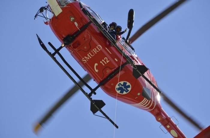 Fiecare spital judeţean de urgenţă trebuie să aibă un punct de aterizare a elicopterelor SMURD. Anunțul făcut de Raed Arafat