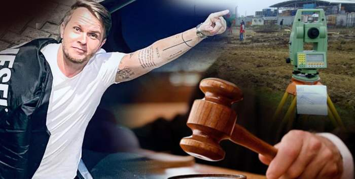 Codin Maticiuc, la tribunal cu părinții, din cauza unui teren de milioane / Cum au ajuns în situația incredibilă!