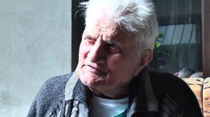 Vasile Gorgos, bătrânul care s-a întors acasă după 30 de ani de la dispariție