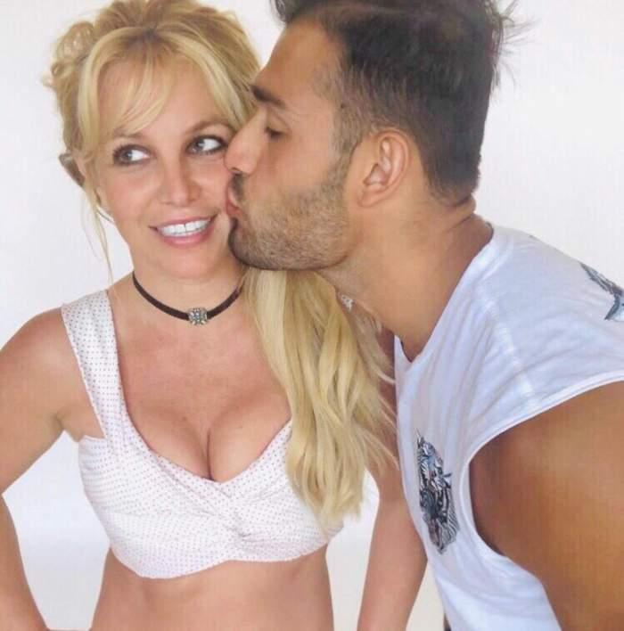 Iubitul lui Britney Spears se pregătește s-o ceară în căsătorie pe artistă. Sam Asghari este în căutarea inelului perfect